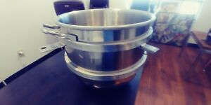Hobart Legacy 40 Qt Stainless Steel Bowl For A Hobart Legacy 60 Qt Mixer