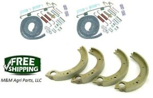 Ford Tractor Brake Shoe Repair Kit Ford 501 541 600 601 641 700 701 800 801 2000