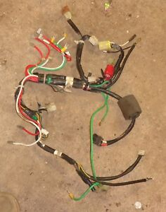 32100 zs9 c31 Wire Harness Honda Eu3000i
