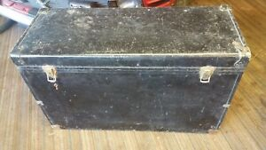 Vintage Antique Auto Car Trunk Packard Buick Ford Model A T Chevy Cadillac Nash