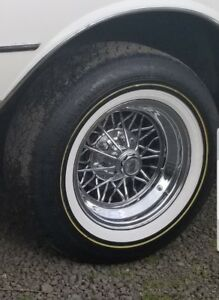 Weld Wheel Cragar 30 Spoke Reverse 8 15x8 Wheels