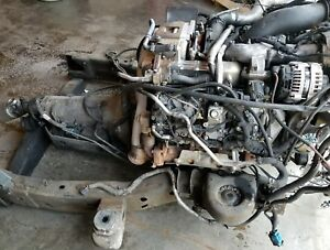 Complete 6 6 Duramax Engine Lmm 4l85e Hot Rod Rat Rod Diesel Conversion Project