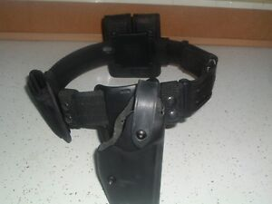 Bianchi Police Belt Ammo Pouches Handcuff Case Holster Small Belt Extender