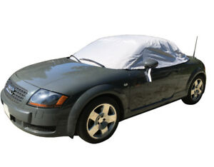 Rp136g Audi Tt Convertible Soft Top Roof Protector Half Cover Mk1 1998 To 2006