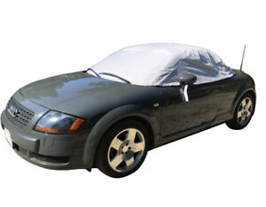 136g Audi Tt Convertible Soft Top Roof Half Cover Mk1 Typ 8n 1998 To 2006