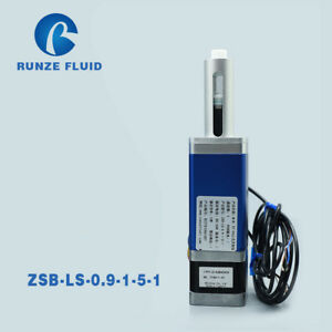 5ml Electrical Micro Syringe Pump High Accuracy Sample Processing Easy Control