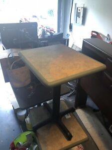 Good Used Restaurant Table And Chairs