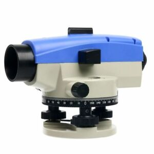 Automatic Optical Level Auto 32x Optical Transit Survey Mag Dampen Auto Level