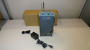 Chatterbox Pro Wireless Portable Voice Amplifcation System Uhf pll W antenna