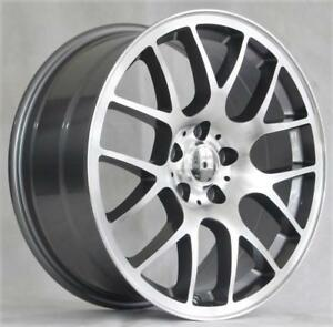17 Wheels For Nissan Sentra S Sl Sr Sv 2013 Up 5x114 3