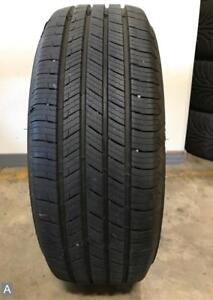 1x P235 65r16 Michelin Defender T H 10 32nds Used Tire