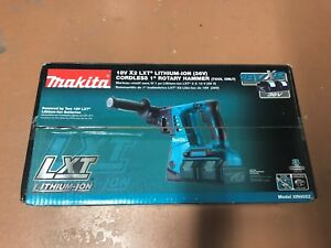 Makita Xrh05z 18v X2 Lxt Lithium ion 36v Cordless 1 Rotary Hammer Tool Only New