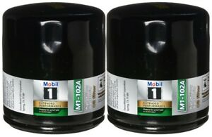 Mobil 1 M1 102a Extended Performance Oil Filter Pack Of 2