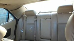 Cts 2005 Seat Rear 339403