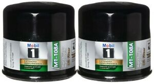 Mobil 1 M1 108a Extended Performance Oil Filter Pack Of 2