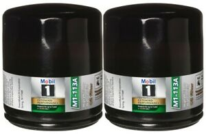 Mobil 1 M1 113a Extended Performance Oil Filter Pack Of 2