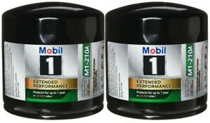 Mobil 1 M1 210a Extended Performance Oil Filter Pack Of 2