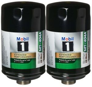 Mobil 1 m1 404a Extended Performance Oil Filter pack Of 2
