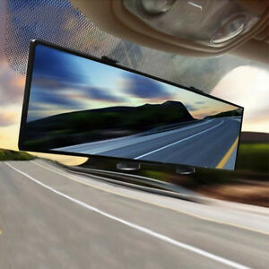 300mm Wide Curve Convex Auto Car Vehicle Interior Panoramic Rear View Mirror