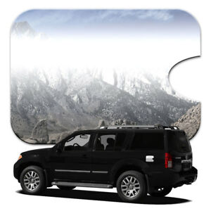 Stainless Gas Door Covers Fits 2007 2012 Nissan Pathfinder By Brighter Design