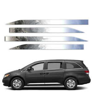 4p 2 1 4 Lower Accent Trim Fits 2011 2018 Honda Odyssey By Brighter Design