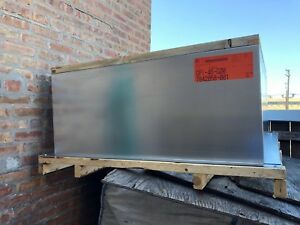 New Exhaust Hood Fan Curb Greenheck 46 X 46 X 18 insulated