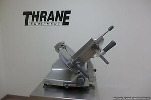 Hobart 2812 12 Manual Meat Cheese Deli Slicer Butcher Turkey W Sharpener 2014