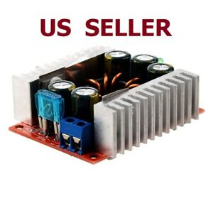 10 Pcs Dc dc 15a Adjustable 4 32v 12v To 1 2 32v 5v Step Down Module