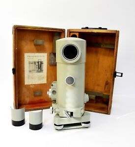 Carl Zeiss Koni 007 Nivellierger t Level Ni 007 Micrometer Metric Surveyor