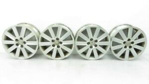 2007 2009 Mazdaspeed Mazda 3 Speed Oem 18 7 Wheel Rims Silver Factory Set Of 4