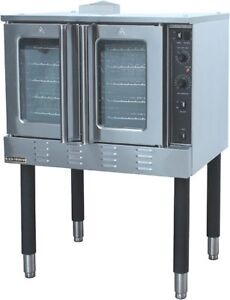 Commercial 54 Full Size Gas Convection Oven Natural Gas