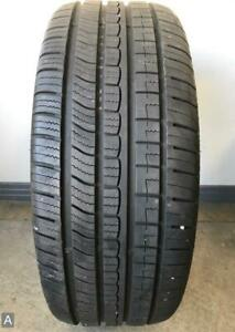 1x P245 45r18 Big O Legacy Tour Plus 9 32nds Used Tire