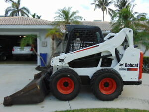 2015 Bobcat S 570 Selectable Joystcks Brand New Tires Very Low Hours