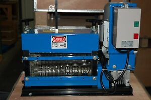 Wire Stripping Machine Copper Cable Stripper By Bluerock Tools Model Mws 808pmo