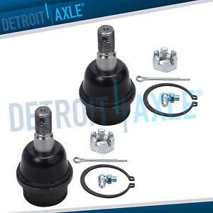 Both 2 Front Lower Ball Joint Assemblies For Ford Lincoln Mercury Mazda Trucks