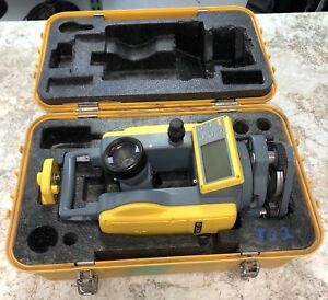 Spectra Precision Det 2 Digital Electronic Theodolite