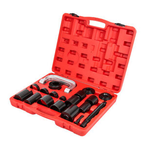 21pcs Ball Joint Car Repair Tool Service Remover Installer Master Adapter Kit