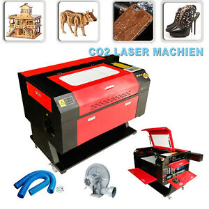 100w Co2 Usb Port Laser Engraving Cutting Machine 700x500mm Engraver Cutter