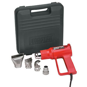Ecoheat Heat Gun Kit W 4 Attcachments And Case