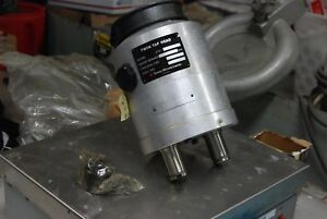 Sugino 2td am1e Twin Tap Head Fixed Axial Pitch Drill Head Used