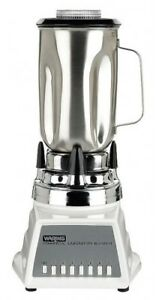Waring Blender Commercial Kitchen 7 speed W Stainless St Container heavy Duty