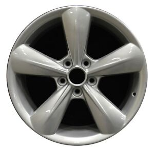 18 Ford Mustang 2013 2014 Factory Oem Rim Wheel 3907 Silver
