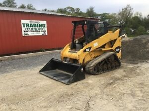 2010 Caterpillar 257b3 Tracked Skid Steer Loader Coming Soon