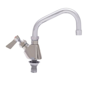 Restaurant Faucet Handle Commercial Sink Parts Fisher Kitchen 12 Inch Price New