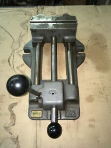 Heinrich 6sv Grip Master Vise Machinist drill Press Vise 6 Jaws