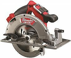 Milwaukee M18 Fuel 18 volt Lithium ion Brushless Cordless Circular Saw 7 1 4 In