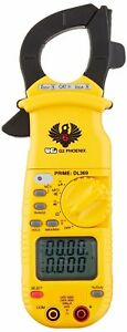 Uei Test Instruments Dl369 Digital Clamp on Meter
