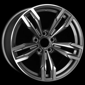 M6 Style 19x8 5 9 5 5x120 Gmf Wheels set Of 4 Fit Bmw F10 528i 535i 550i