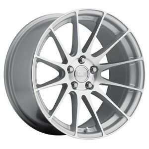 Mrr Gf6 20x9 20x10 5 5x114 3 Et22 22 Silver Wheels Fit Ford Mustang 1994 2004