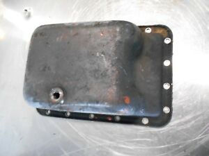 Kubota B1550 Oil Pan Part 1537101614